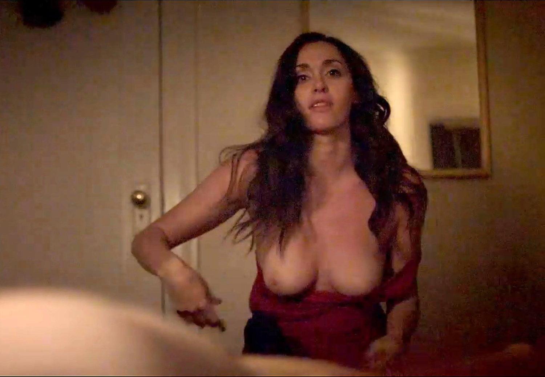 Sarah power nude scene have hit