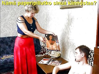 Slideshow With Finnish Captions Mom Valentina