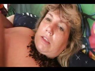 A pretty big mature lady
