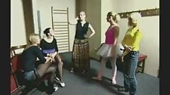 SR Schoolgirls Earn Their Stripes !