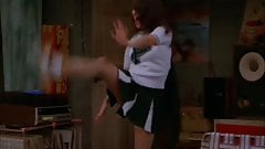 Mila Kunis Sexy Cheerleader