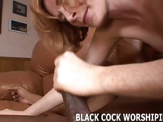 You can watch me get fucked by two big black guys