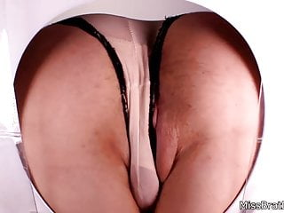 Dirty Pussy And Ass Cleaning POV