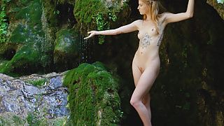 Nature lover Arya Faye