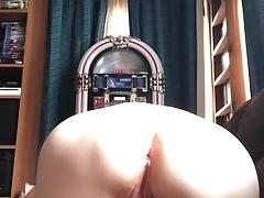 Pleasuring myself and cumming
