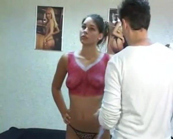 Body painting vimeo female