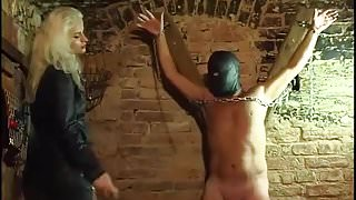 slave cock whipped