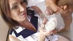 The best off cumswallow compilation 1