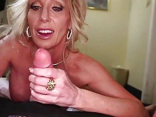 Yr Old Step Mom Handjob