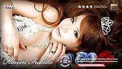 Charming Asian babe Kanon Fubuki sucks dick and fucks wildly