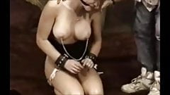 beautiful slave in bondage