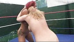 Black on Blonde Wrestling