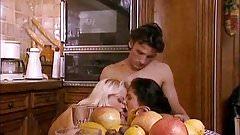 sylvia saint breakfast threesome