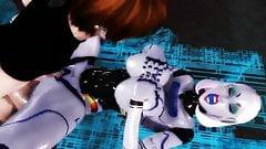 EDI 3D hentai sex (Mass Effect)