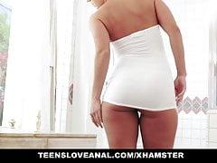 TeensLoveAnal - Fat Ass Blonde Sodomized