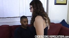 His cock is so much bigger than yours's Thumb