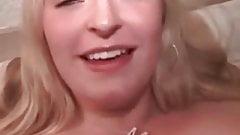 Cuckolds wife with 2 BBC bulls Chubby MILF with flobby