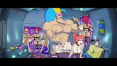 Starbarian Killgar meets Thickhilda (parody)'s Thumb