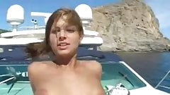 Hot Sex Action On The Boat BVR