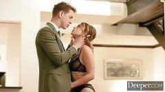 Deeper. Kristen Scott Pays Markus to Sexually Dominate Her