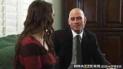 Brazzers - Teens Like It Big - Teal Conrad Johnny Sins - Fuc porn image