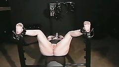 Exercise Bench Torture (Bastinado)