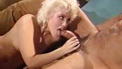 Classic Pornstar 80's  Jeanna Fine And Nina Hartley