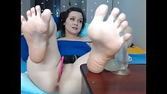 viktoriakiss feet one