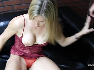 Download video bokep son fuck not her mom on bed and cum inside Mp4 terbaru