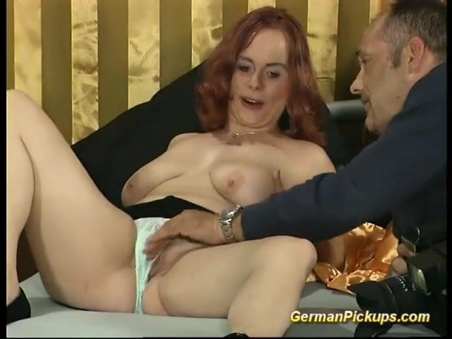 Free download & watch chubby redhead picked up for her first porn video         porn movies