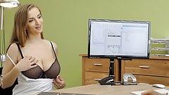 LOAN4K. Suzie got big boobs and a big trouble