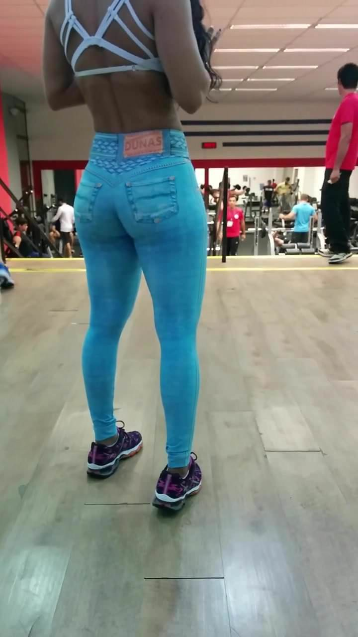 fit milf great ass tight jeggings free porn e4 xhamster