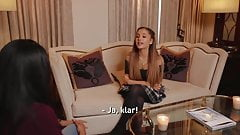 Sexy Ariana Grande Interview