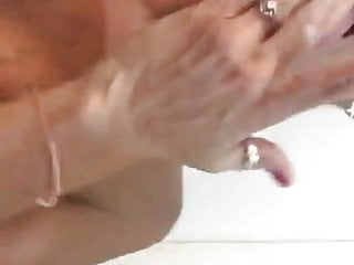 CHECK OUT KARLA'S FINGERS... WILL YOU LICK THEM ?