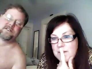 Chubby Mature Couple Cam