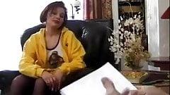 SB3 Horny Schoolgirl Takes Contol !