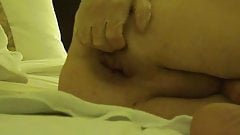 self fisting gaping asshole anal rose prolapse