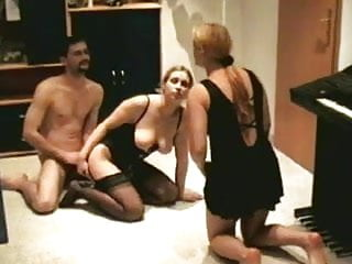 Amateur Swinger Foursome