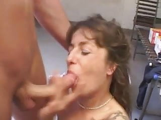 German guy fuck mature woman