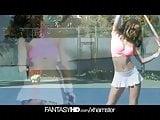 FantasyHD Naked Tennis Becomes sexual