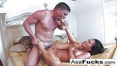 Asa's Hard Fuck to Remember