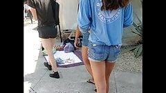 teen in shorts 75