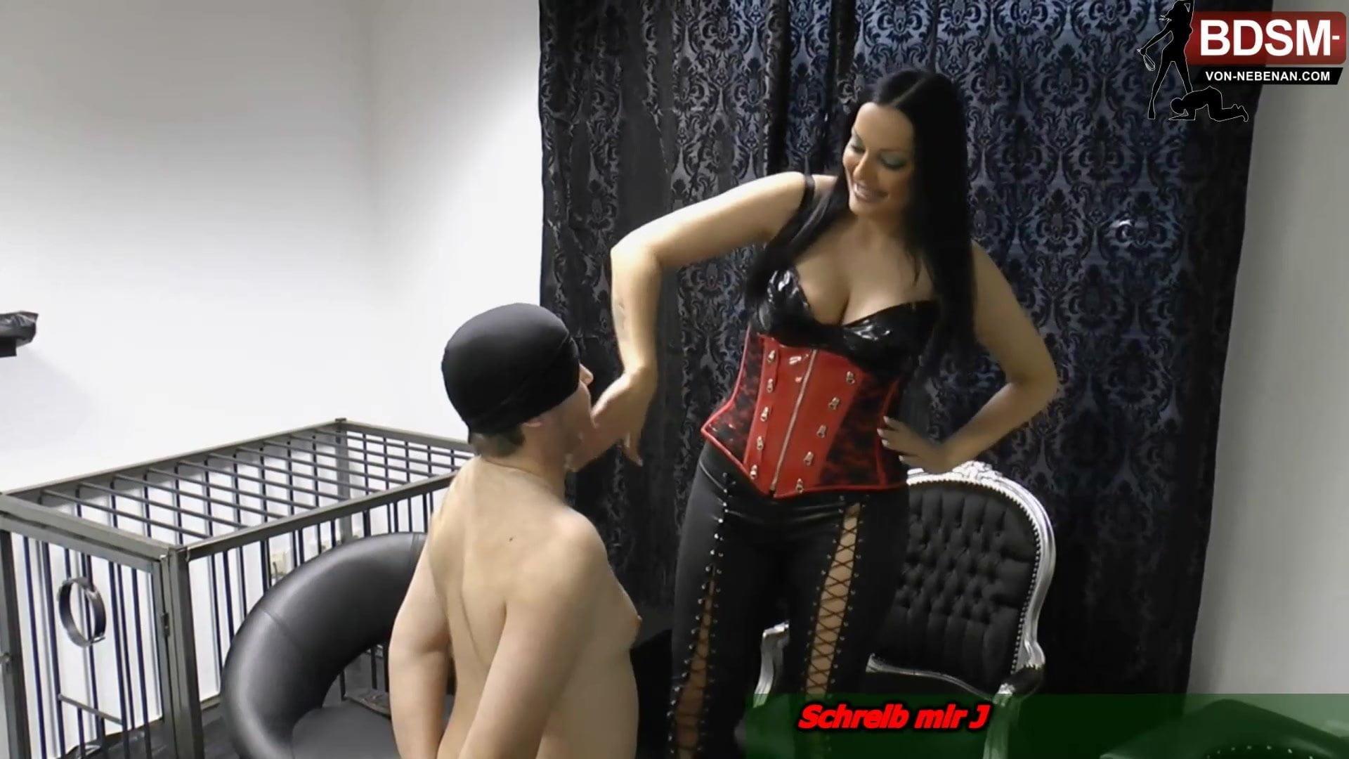 German Domina Porno