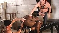 Roman Gets Fucked and Fisted