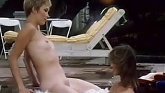 Classic Lesbians In The Hot Tub