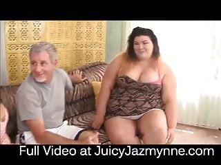 BBW Hardcore Bring Home Friends Juicy Jazmynne Jade Rose pt1