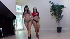 Two Big Latin Booty