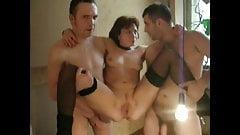 Sexy horny mom orgy