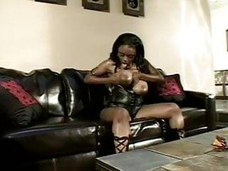 Two Horny Ebony Women