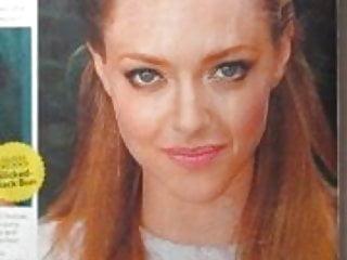 Amanda Seyfried Big Cum Tribute Free